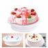 Въртяща стойка за торта поставка за декорация на сладкиши | Храни, Напитки  - Добрич - image 3