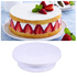 Въртяща стойка за торта поставка за декорация на сладкиши | Храни, Напитки  - Добрич - image 4