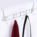 Метална закачалка за врата закачалка за дрехи и аксесоари-Дом и Градина