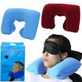 Надуваема възглавница за път малка възглавничка за пътуване-Играчки и Хоби