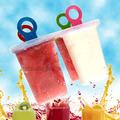 Форми за домашен сладолед на клечка формички за ледени близа-Дом и Градина