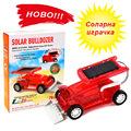 Соларен конструктор булдозер детска играчка кола със соларен-Детски Играчки