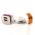 Универсално USB зарядно за запалка на кола с 2 USB порта ада-Части и Аксесоари