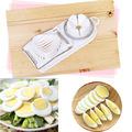 Резачка 2в1 за яйца варени картофи гъби маслини-Други