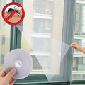 384 Мрежа против комари за прозорец комарник за прозорци-Дом и Градина