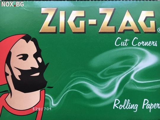 ZIG-ZAG за ръчни цигари | Тютюневи изделия | София-град