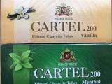 Картел ментол-Тютюневи изделия