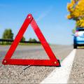 Сгъваем авариен триъгълник за автомобил светлоотразител-Части и Аксесоари