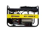 Трифазен генератор 14kW под наем-Строителни