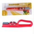 Ръчен уред с брус точило за заточване на ножове и ножици-Дом и Градина