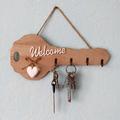 Закачалка Ключ органайзер за ключове и аксесоари Sweet Home-Дом и Градина