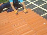 Ремонт на покриви с договор и гаранция-Строителни