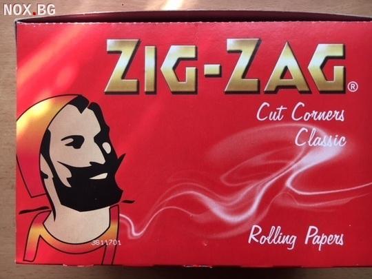 Червен ZIG-ZAG | Тютюневи изделия | София-град