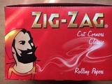 Червен ZIG-ZAG-Тютюневи изделия