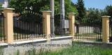 Изработка на метални огради-Строителни