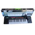 Детска музикална играчка йоника с микрофон 32 клавиша-Детски Играчки