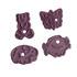Комплект форми за сладки животни резци за тесто с щампа кост   Храни, Напитки  - Добрич - image 4