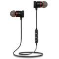 Безжични магнитни Bluetooth 4.1 слушалки с микрофон .-Слушалки