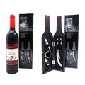 Подаръчен комплект аксесоари за вино в кутия бутилка-Други