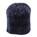 Черна зимна мъжка шапка спортна шапка за мъже универсален ра-Мъжки Шапки