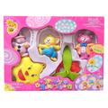 Музикална въртележка за бебешко креватче дрънкалки за бебе-Детски Играчки