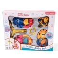 Музикална въртележка за бебешко креватче Жирафчета дрънкалки-Детски Играчки