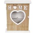 Декоративна къщичка за ключове HOME органайзер кутия за ключ-Дом и Градина