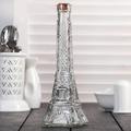 Сувенирна стъклена бутилка Айфелова кула декоративно шише за-Дом и Градина