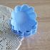 Силиконови форми за мъфини Цветенца 6бр формички за мини кекс | Дом и Градина  - Добрич - image 2