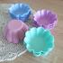 Силиконови форми за мъфини Цветенца 6бр формички за мини кекс | Дом и Градина  - Добрич - image 8