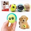Играчка за кучета тенис топки 3 броя в комплект тенис топка-Аксесоари