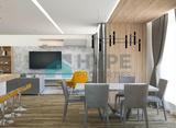Тристаен апартамент; Бриз, Варна; Дизайнерски проект – подар-Апартаменти