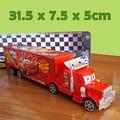 Малък камион Макуин камионът Mack детска играчка-Детски Играчки