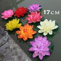 Голяма изкуствена водна лилия декорация за езерце басейни ша-Дом и Градина