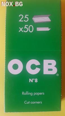 OCB листчета зелени | Тютюневи изделия | София-град
