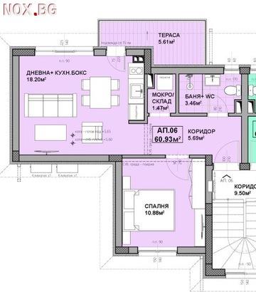 Двустаен апартамент за продажба директно от собственик | Апартаменти | Бургас