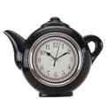 Нестандартен стенен часовник чайник часовник за стена с форм-Дом и Градина