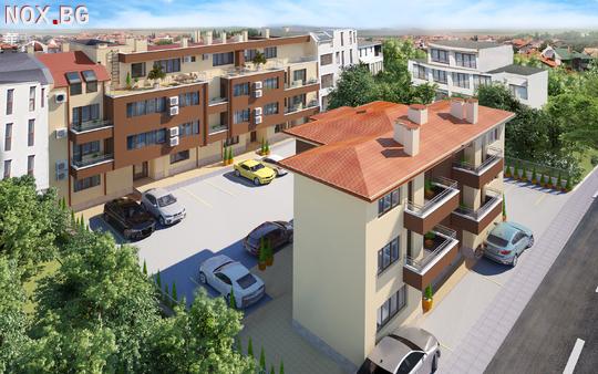 Двустаен апартамент от собственик с вътрешен двор | Апартаменти | Бургас