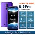 GSM Oukitel C12 pro-Мобилни Телефони