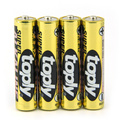Алкални батерии ААА Toply 4 броя в комплект-Други