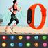 Смарт часовник фитнес гривна M2 блутут крачкомер пулс аларма   Други  - Добрич - image 0
