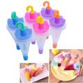 Форми за сладолед чадърчета формички за ледени близалки-Храни, Напитки