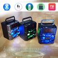 Преносима Bluetooth колонка с FM радио и светлини-Други
