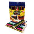 Цветни моливи за рисуване и оцветяване 24 цвята-Други