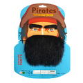 Комплект изкуствена брада и вежди за дегизиране парти аксесо-Детски Играчки