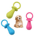 Кучешка играчка биберон със звънче играчка за куче-Аксесоари