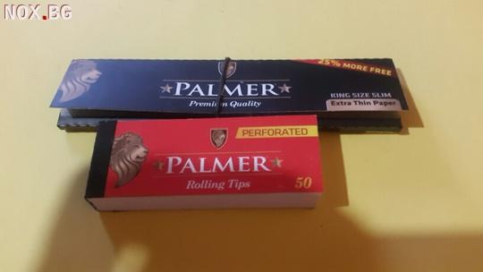 Листчета за свиване 120mm + картонче | Тютюневи изделия | София-град