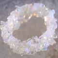 Ново! Гривна с естествени камъни - Опал-Гривни