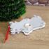 Светеща коледна фигура еленче от картон 19 см   Изкуство  - Добрич - image 2
