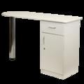 Маса за маникюр Bridg - бяла 42 x 110 x 75 см-Оборудване